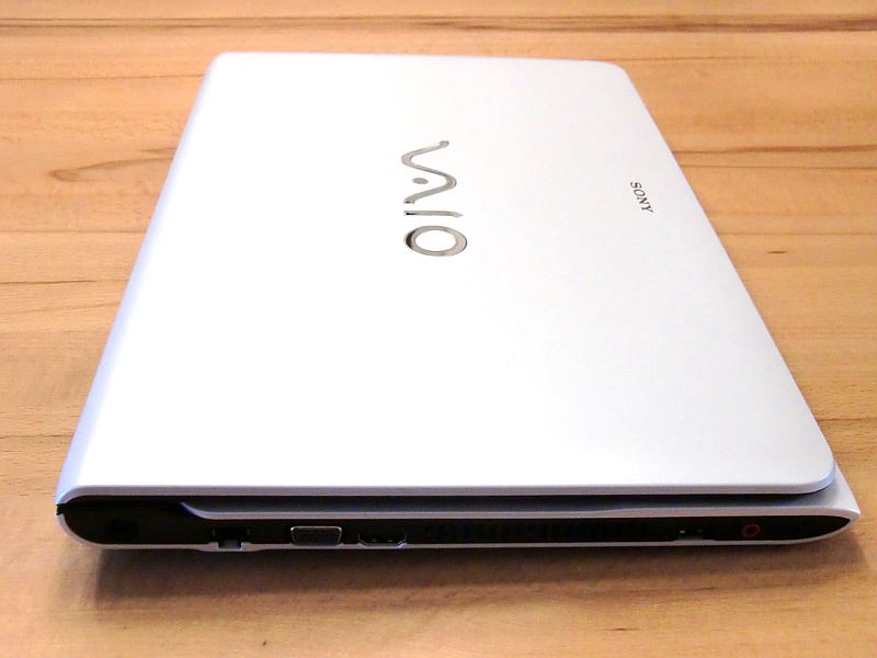 Aus dem Sony-Shop: Sony Vaio e-15