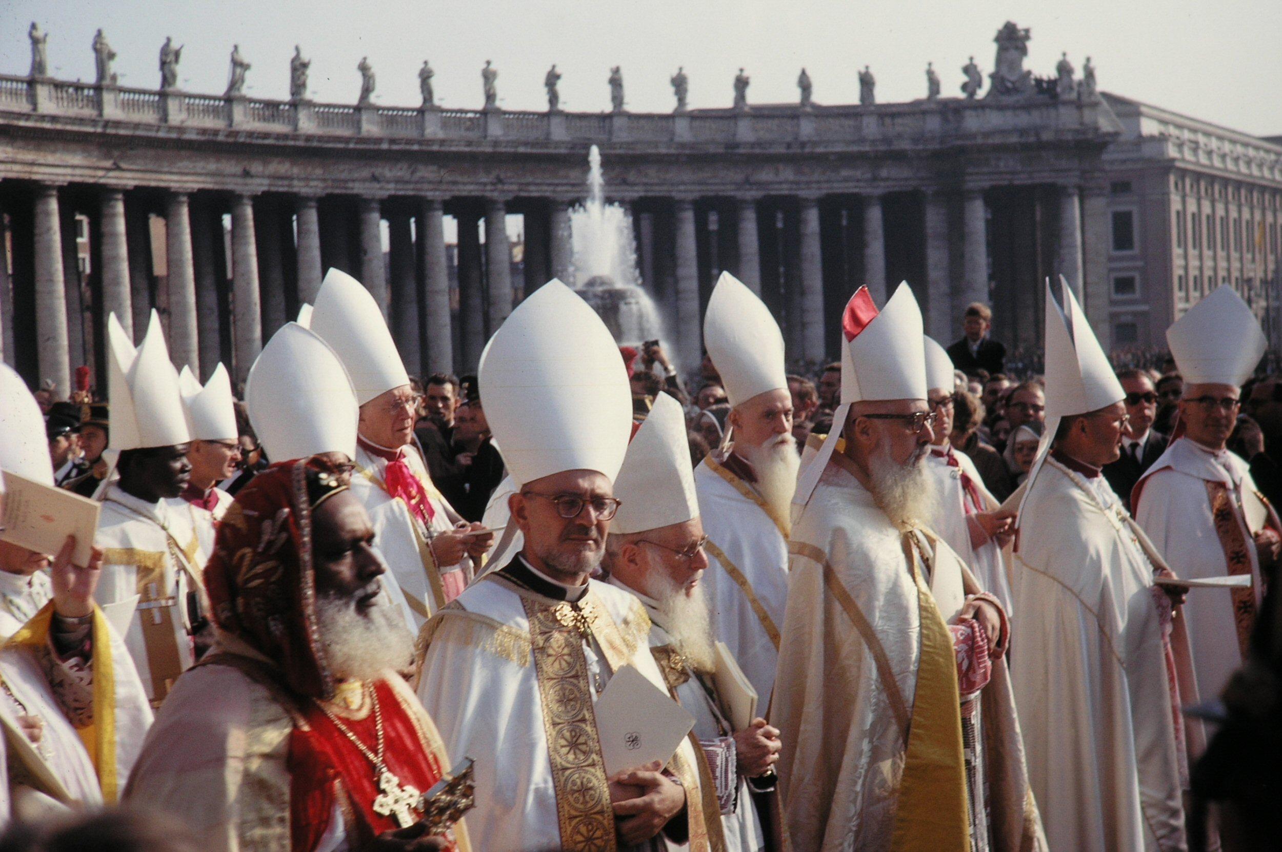 Konzilsbischöfe